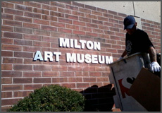 The exterior signage recently received a much needed facelift.